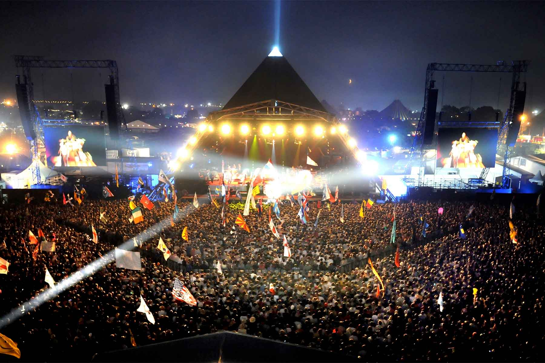Glastonbury, I should, but I can't….