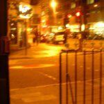London, alcohol and doing the right thing